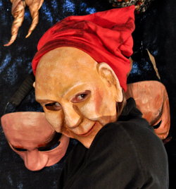 The Mask Messanger