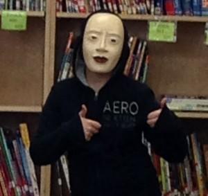 Masked Jocey